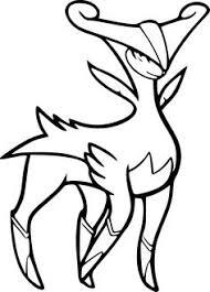 coloriage pokemon eevee evolutions list dessin à imprimer evee