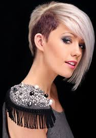 short hairstyles with side swept bangs for women over 50 2014 trendy short hairstylewith long side swept bangs pretty designs