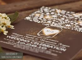 jar wedding invitations rustic floral jar wedding invitation need wedding idea