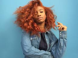 singer sza u0027s new copper red hair and her sxsw performance vogue