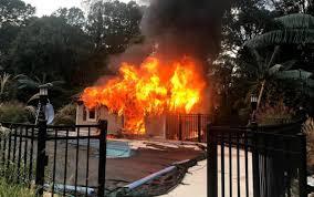 coffee break oct 16 pool house fire in trumbull gov malloy u0027s