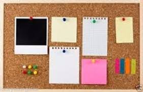 pin board cork notice board pin board corkboard memo frame office free push