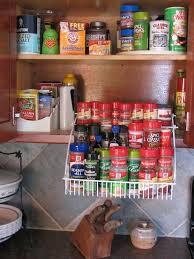 kitchen spice organization ideas kitchen cabinet spice storage ideas exitallergy
