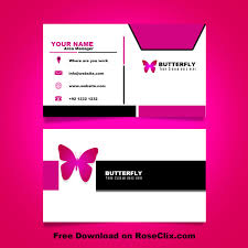 new impressive business card designs templates