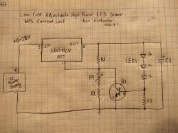 high power led driver circuits 12 steps with pictures