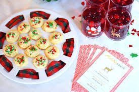 how to host a holiday cookie exchange a touch of teal