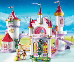 amazon com playmobil princess fantasy castle toys u0026 games