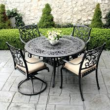 patio ideas how to choose the best metal patio set metal outdoor
