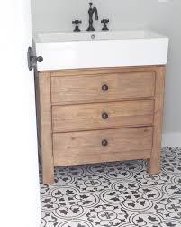 Reclaimed Wood Vanity Bathroom Bathroom Awesome 25 Best Reclaimed Wood Vanity Ideas On Pinterest
