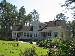 coastal home plans mark harbor house plan house plans by garrell associates inc