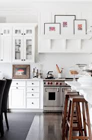 kitchen white color with wall paint also kitchen cabinet wall