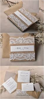 burlap wedding invitations the 25 best burlap wedding invitations ideas on