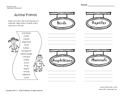 5th grade vertebrates and invertebrates worksheets 5th grade