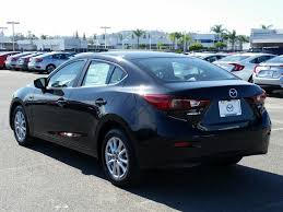 mazda new 2 2018 new mazda mazda3 4 door sport automatic at mazda of escondido