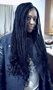 loose braid hairstyle for black women 3 loose box braids hairstyles for long hair women new natural