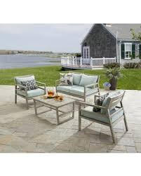 Patio Conversation Sets On Sale Black Friday Sales On Better Homes And Gardens Cane Bay 4 Piece