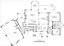 single story house plans with angled garage ranch house plans with