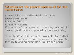 Free Job Portals To Search Resumes by Cv Search On Job Portal