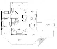 simple log cabin floor plans cottage country farmhouse design minimalist modern tropical floor