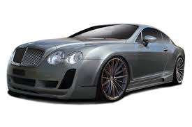 bentley sports car rear 2003 2010 bentley continental gt gtc af 2 complete kit gfk 5