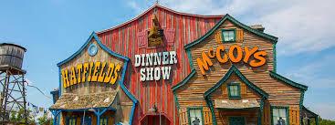 hatfield mccoy dinner show pigeon forge tn