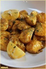 cuisiner avec du gingembre poulet au citron sauce a basé de sauce soja citron gingembre ail
