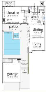 Luxury Beach Home Plans Plan 44081td Luxury Beach Plan With Rooftop Sundeck Pantry