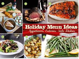 Foods For Christmas Party - rustic christmas menu planning ideas for food and drinks