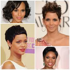 short haircut trends from celebrities for black women u2013 haircuts