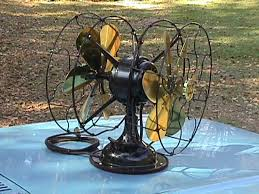 antique fans darryl hudson antique and vintage electric fan collecting