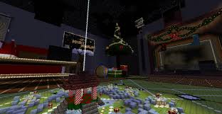 christmas carnage minecraft multiplayer pvp map download