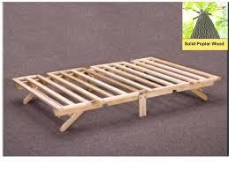 Nomad Bed Frame Solid Platform Bed Frame King Size Nomad Platform Bed Frame Solid