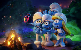 download 15 smurfs the lost village wallpapers