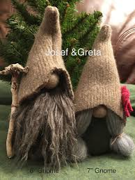 Gnome Ornament Christmas Pin By Beth Fugier On Crafts Pinterest Gnomes Craft And