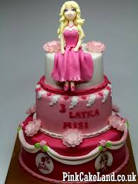 barbie birthday cake name sweets photos blog