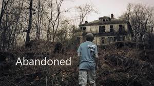 abandoned a
