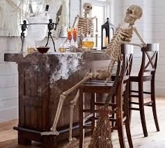 Life Size Posable Skeleton Halloween Mr Bones Lifesize Outdoor Skeleton So That U0027s Cool