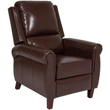 recliners that do not look like recliners best choice products deluxe leather home theater recliner chair w