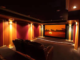 Best Home Theaters Images On Pinterest Movie Rooms Home - Home theater lighting design