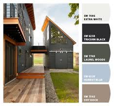 23 best colors images on pinterest paint colors black house and