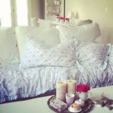 purple shabby chic bedding perfect a place to chat with purple