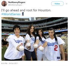 Houston Astros Memes - game 1 of world series draws plenty of internet reaction houston