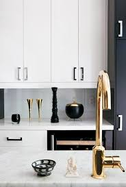 gold kitchen faucets 39 best black white gold kitchen images on home