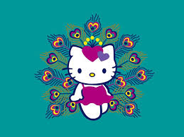 halloween kitties background thanksgiving hello kitty wallpapers group 52