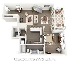 Two Bedroom Floor Plans View Floor Plans Apartments Uc Berkeley Central