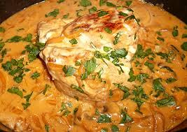 cuisiner le veau en cocotte filet de veau aux chignons et oignons