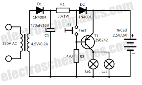 troubleshooting emergency lighting systems automatic emergency light circuit