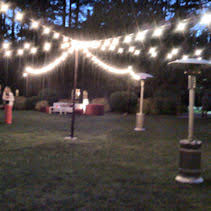 light rentals uplighting wall of lights all occasion rentals