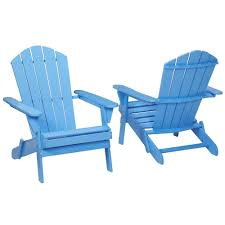 Teal Colored Chairs by Adirondack Chairs Patio Chairs The Home Depot