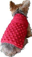 holiday hoodie dog sweater pattern by jenny staker doggies